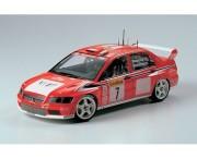 MITSUBISHI LANCER EVOLUTION VII WRC - 1/24