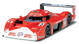 TOYOTA GT-ONE TS020 - 1/24 -