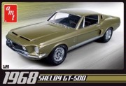 SHELBY GT500 1968 - 1/25