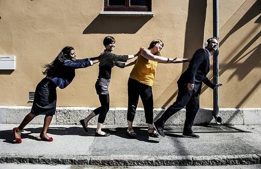 Foto: Stefan Berg. Välj rätt -knuff i miljöriktning. www.gp.se