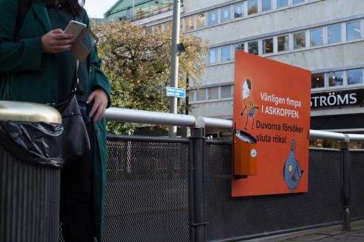 Nudging mot fimpar Göteborg. Photography and video: John Areblad/Kanvassfilm