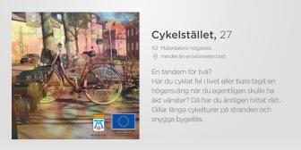 Västerås cykelnudging_tinderprofil