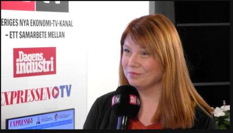 Katharina Paoli ger en kort 5 minuters introduktion till vad nudging är i intervju med DI TV.