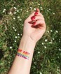 PRIDE Temporary tattoo