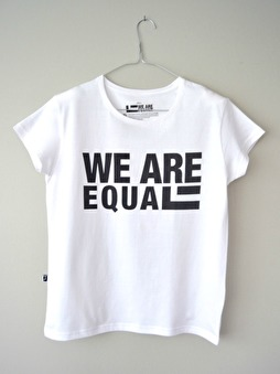 WE ARE EQUAL Unisex T-shirt