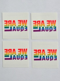 PRIDE Temporary tattoo 5 pack