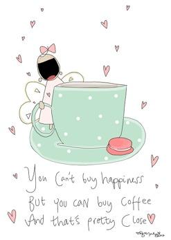 We Love Coffee - A6