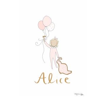 Balloon Girl - Balloon Girl A5