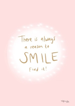 Reason to smile - Reason to smile A5