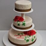 bröllopstårta eksjö