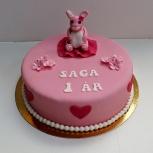 barntårta kanin