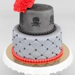 döskallar tårta