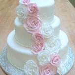 bröllopstårta eksö