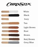 ChrisStix - Light Brown