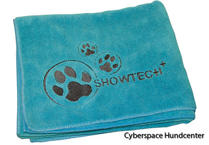 Show Tech Towel Turquois