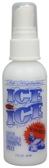 E) Ice on Ice, Leave In Conditioner  Ready To Use (provflaska)