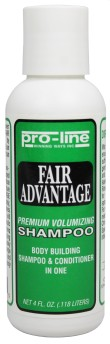 A) Pro Line Fair Advantage schampo ( provflaska)