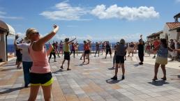 Dans och vandringsresa till Kroatien 2017
