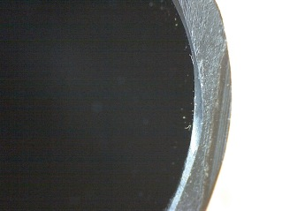 Polypropylene core  - clean cut