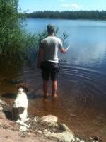 Mete med Nicka, Stenssons Jakt och Fiske