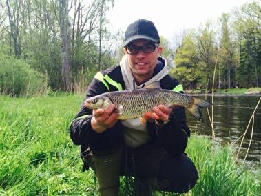 Martin Stensson på Stensssons jakt och fiske