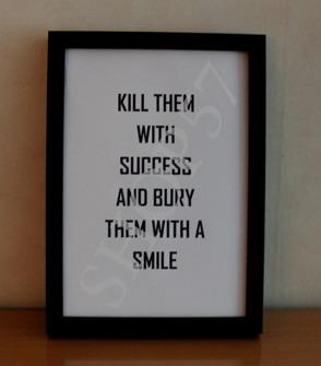 Citat Kill ....... - Kill ... A4