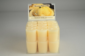 Doftljus ES Vanilj - Doftljus vanilj