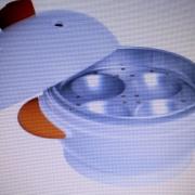 Micro Ägg kokare