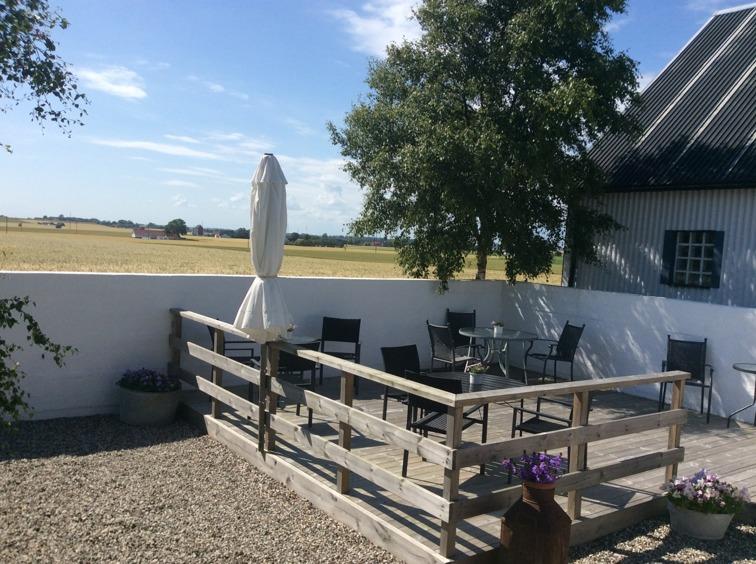 Kicki Walls Kafé och Butik på Österlen