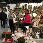 Torsdag kunde man träffa Hannan och Susanne i Guldkannans monter på Nordiska Trädgårdar. Tack tjejer för en fantastisk insats!