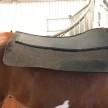 Western Liner Black Felt - With fender