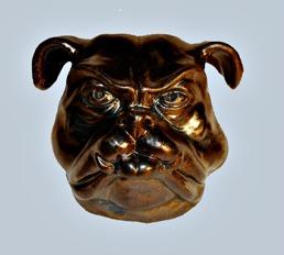 Hundhuvud_Bronze