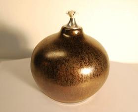 Oljelampa_Bronze