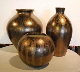 """Vaser och """"Bowl""""_Bronze"""