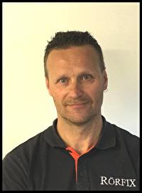 Lasse Logenius, VVS-montör