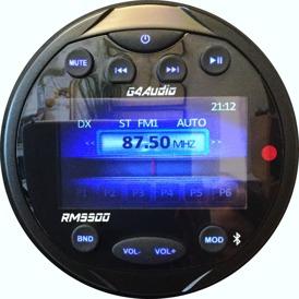 G4 RM 5500 Radio