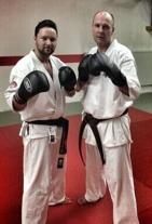 Kickboxning & Ju Jutsu