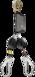 Skylotec - Peanut Y FS 90 ST