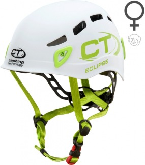 CT - Eclipse Helmet White -