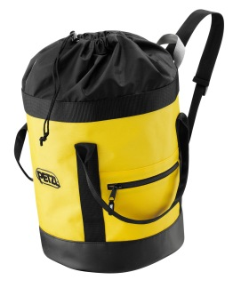 Petzl - BAG BUCKET YELLOW 25 L -
