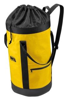 Petzl - BAG BUCKET YELLOW 35 L -