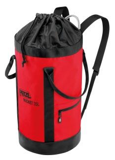 Petzl - BAG BUCKET RED 35 L -
