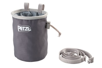 Petzl - BANDI CHALK BAG GREY -