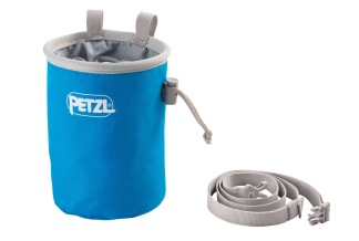 Petzl - BANDI CHALK BAG BLUE -