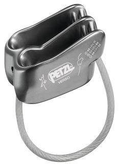 Petzl - Verso Grey -