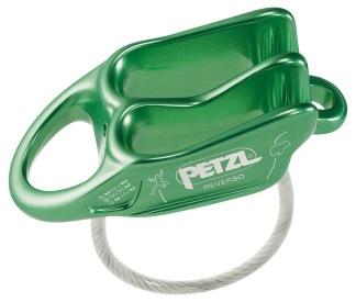 Petzl - Reverso Green -