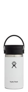 Hydro Flask - Coffee Flex Sip 354ml - White - HF - Coffee Flex Sip 354ml - White