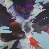 Impossible dream 2015 Akryl på duk 50x60 cm