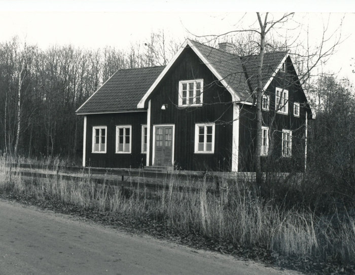 A. 33 Ljungstorps Missionshus. Insatt av Kent Friman, 2014-02-24. Läs mer på www.ljungstorpshistoira.se!