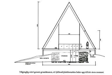 Framtaget förslag till överbyggnad.